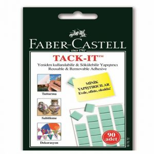 FABER CASTELL TACK-İT 50 GR. 187091